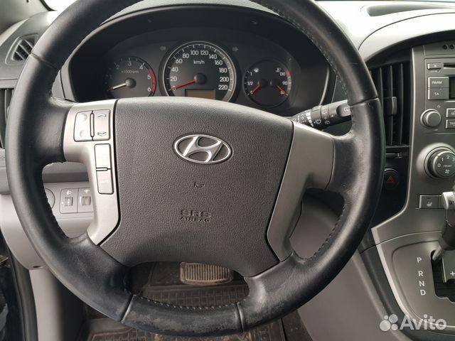Hyundai H-1 2.5AT, 2012, 110000км