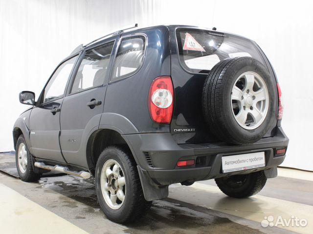 Chevrolet Niva 1.7МТ, 2012, 144000км