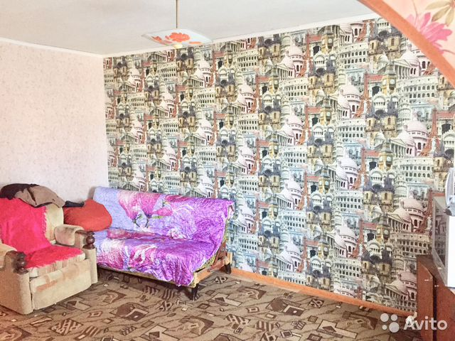 Продается двухкомнатная квартира за 1 400 000 рублей. Саратовская обл, г Балашов, ул Привокзальная.