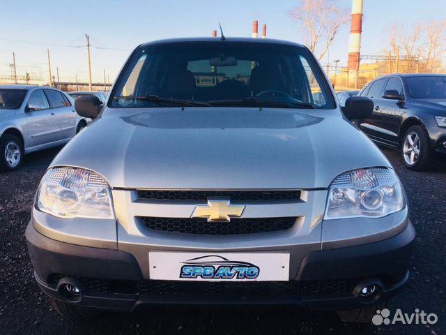 Купить Chevrolet Niva пробег 99 999.00 км 2011 год выпуска