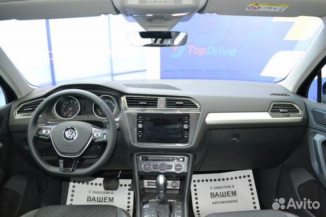 Купить Volkswagen Tiguan пробег 644.00 км 2018 год выпуска
