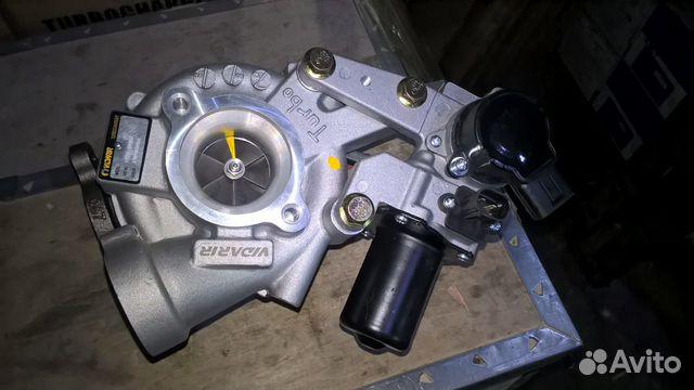 Турбина 1VD-FTV VB22 (правая) Toyota Land Cruiser  купить 1