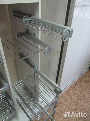 Выдвижные системы хранения для шкафов купить 7