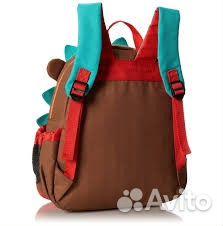 Skip Hop рюкзак детский ежик 3-7 лет новый 89273756045 купить 3