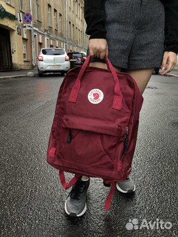 d5cd7d9c9b5d Интернет-магазин рюкзаков Kanken купить в Санкт-Петербурге на Avito ...