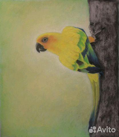 Картина Parrot 89222987330 купить 1
