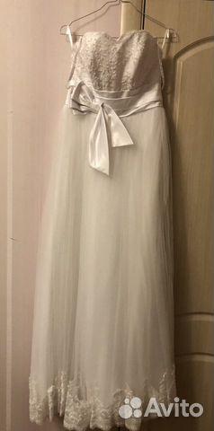 89196386824 Свадебное платье
