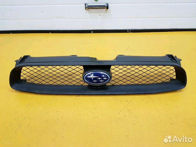 89625003353 Решетка Subaru Impreza WRX, GDA, EJ20