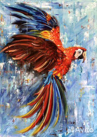 картины с птицами москва и московская область
