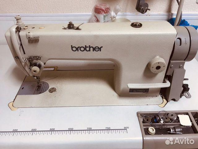 Промышленная швейная машина Brother SL - 7340