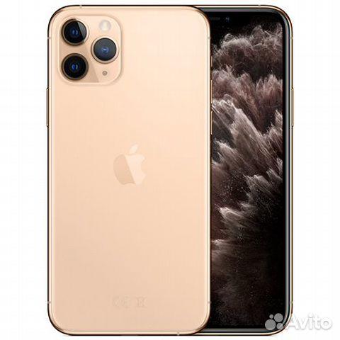 Купить Смартфон Apple iPhone 11 Pro 256GB Gold (MWC92RU/A) по доступной цене в интернет-магазине М.Видео или в розничной сети.