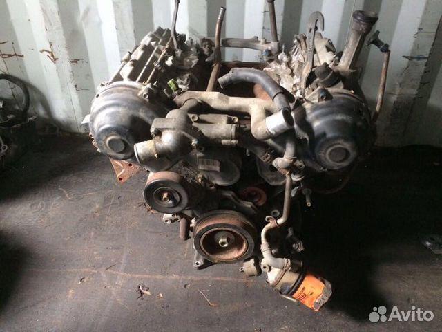 89026196331  Двигатель Toyota Land Cruiser 100 4.7 1998-2007