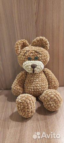 Knitted toys (handmade ) buy 1