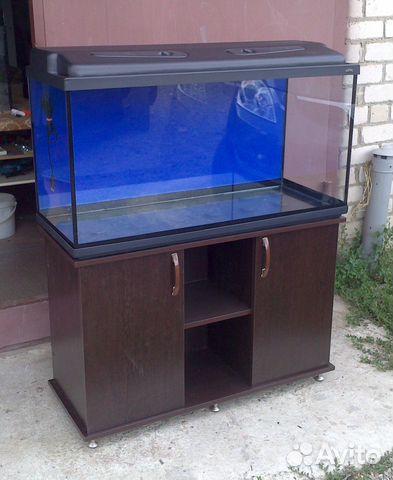 Тумба для аквариума 200 литров