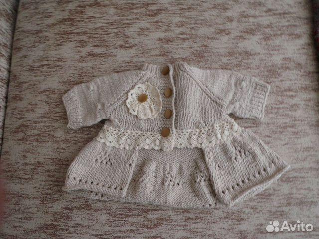 Вязаная одежда для маленьких собачек 89878582505 купить 1