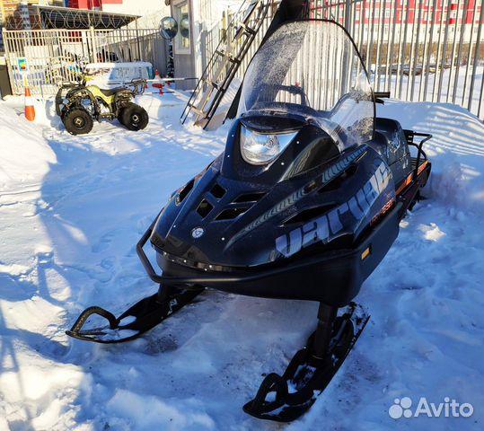 Новый снегоход тайга варяг 500 купить 4