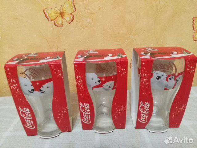 Стаканы Кока-кола 89220445655 купить 1