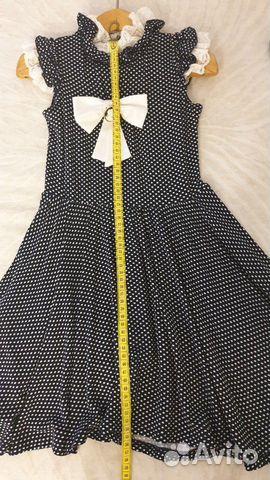 Платье маленькая леди  купить 6