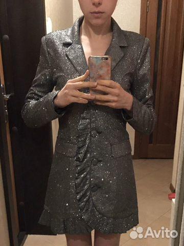 Boohoo ASOS Платье - пиджак