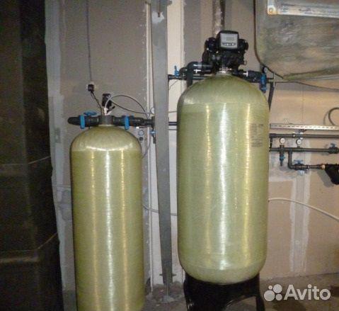 Комплексная система очистки воды. Смоленск купить 1