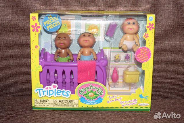 Коллекционные куклы Cabbage Patch купить 4