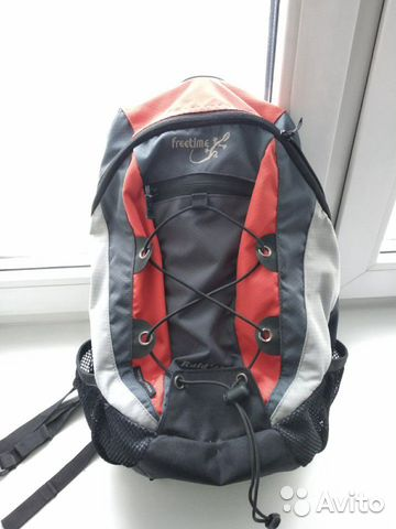 Backpack Cycling