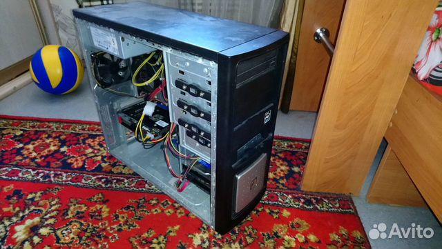 Компьютер gtx 760(2gb) + Xeon e5440 + 8gb 89963864273 купить 1