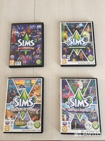 Sims 3 89086151990 купить 1