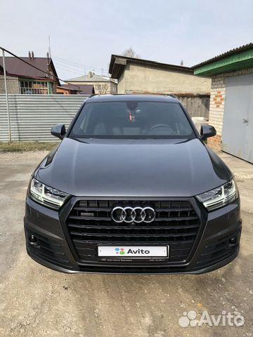 Audi Q7, 2019 buy 4