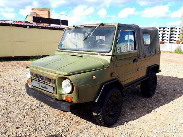 ЛуАЗ 969, 1990 89091062446 купить 1