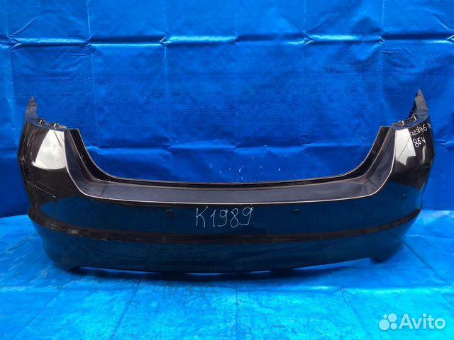 84732022776  Бампер задний Mazda 6 (GH) 2007-2012