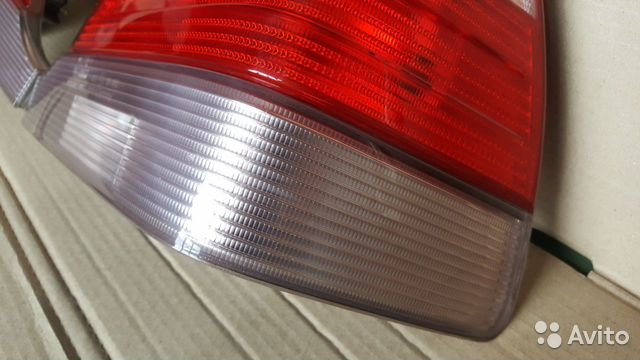 W140 Mercedes фонари задние оригинал 89118997766 купить 3