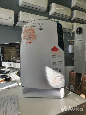 Воздухоочиститель Funai Zen 89608244014 купить 3