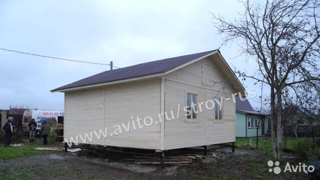 89225996177 Country house 5. 8x6. 0