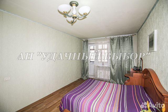 3-к квартира, 61.9 м², 5/5 эт. 89046550519 купить 3