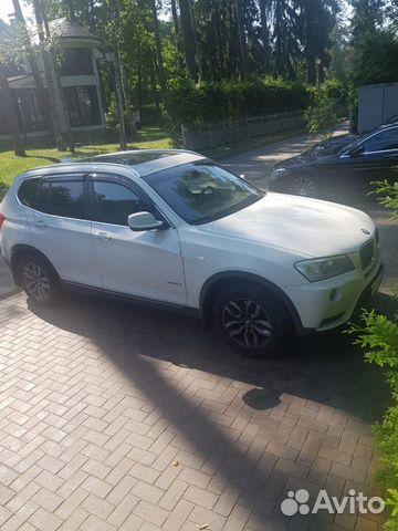 BMW X3, 2014 89062441204 купить 5