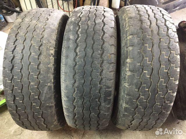 Продам 275/70/16 Dunlop + Maxtrek (3+2) на литье купить 3