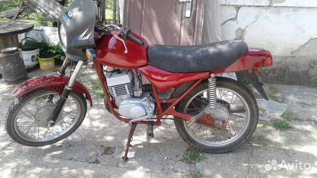 Мотоцикл минск лидер