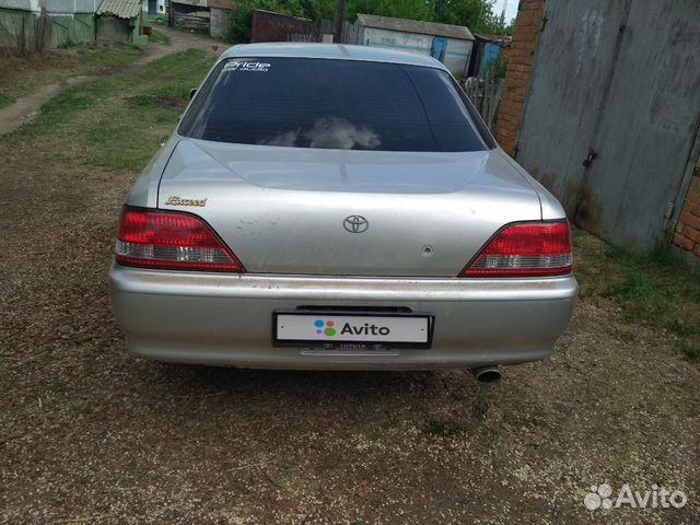 Toyota Cresta, 1997 купить 5