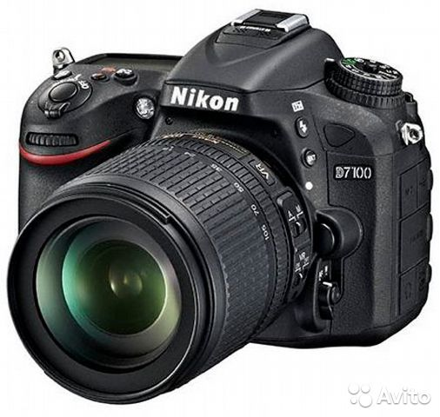 Nikon d 7100 89138739571 купить 1