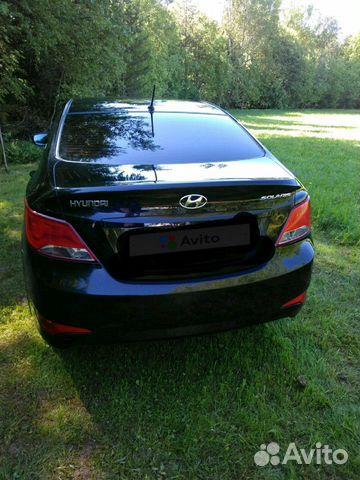 Hyundai Solaris, 2014 89091449594 купить 3