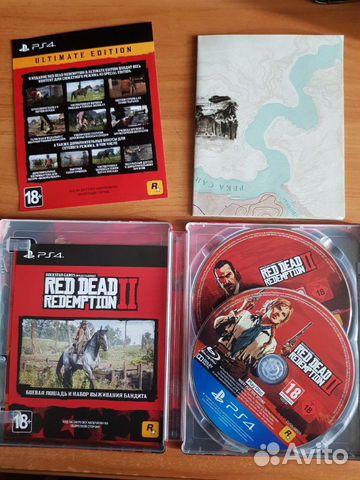 RDR 2 Ultimate Edition купить 4