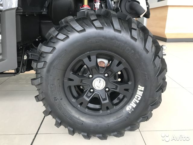 Квадроцикл CF Moto X10 EPS 88792225000 купить 7