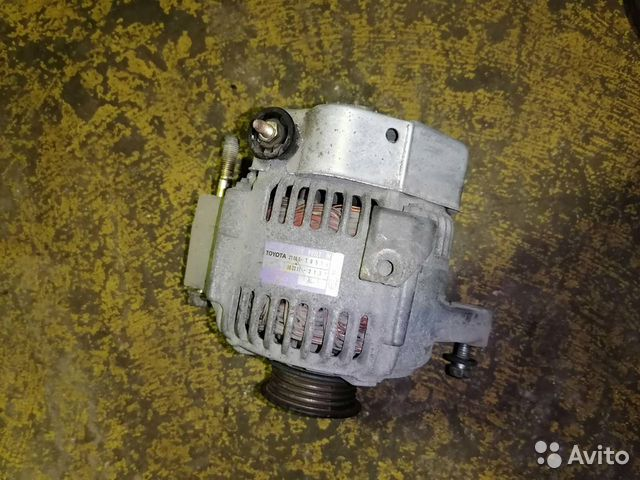 Генератор Toyota mark, Lexus is 200, 1GFE  89649892108 купить 1
