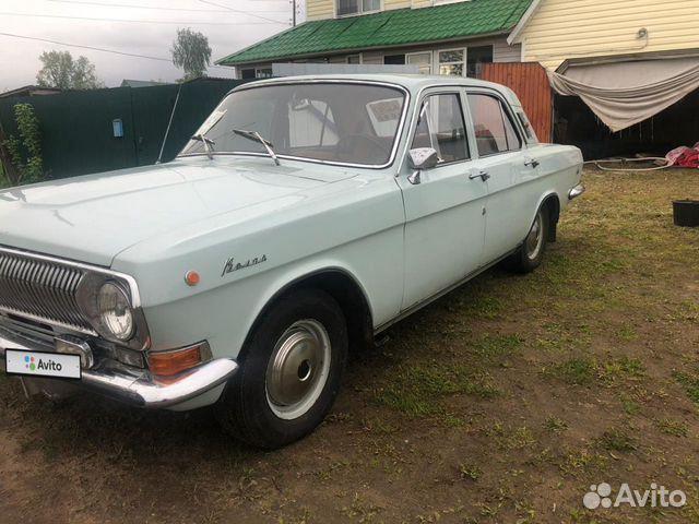 ГАЗ 24 Волга, 1977  купить 1