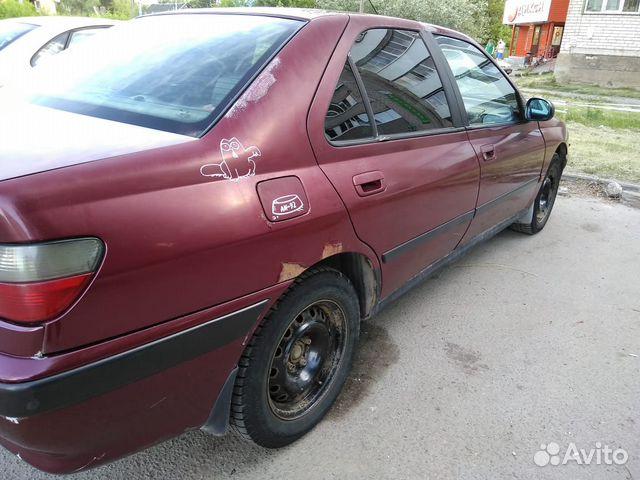 Peugeot 406, 1997  купить 4