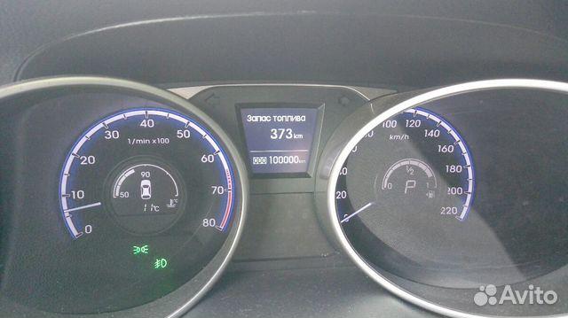 Hyundai ix35, 2012 89600081927 купить 7