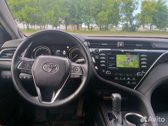 Toyota Camry, 2019 89051437897 купить 10