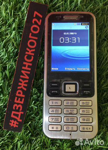 Телефон samsung GT-C3322i купить 1