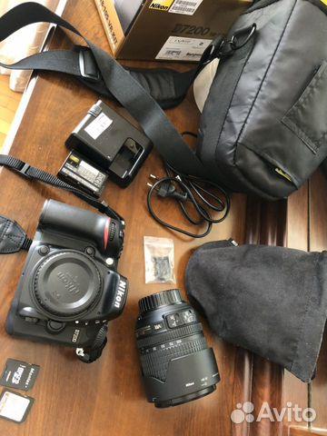 Фотоаппарат Nikon D7200  купить 3